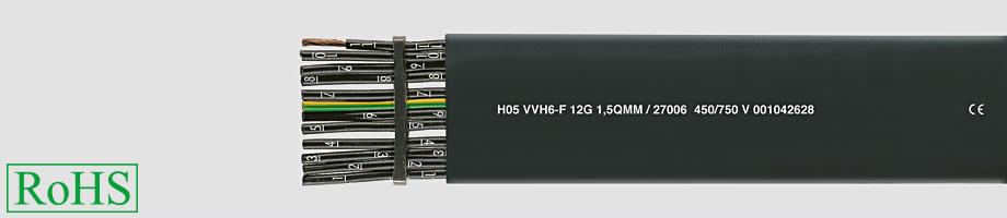 PVC-Płaski (H05 VVH6-F/H07 VVH6-F)