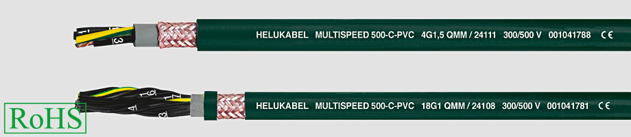 MULTISPEED 500-C-PVC