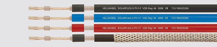 SOLARFLEX-X PV1-F
