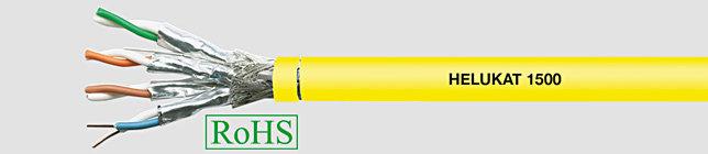 HELUKAT 1500 4x2xAWG22/1 Przewód lan, s-stp izol.zyly typu pe, opona frnc
